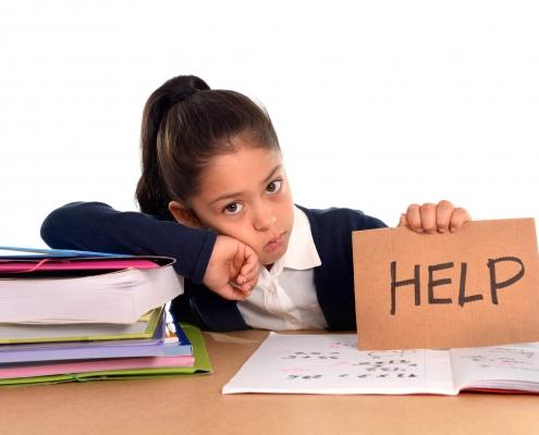 Criança dificuldade aprendizado | R2 Psicologia
